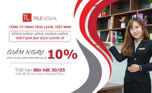 TRUE LEGAL CHUNG TAY - CÙNG PHỤC HỒI SAU DỊCH COVID-19